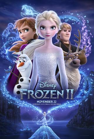 """""""Frozen 2"""" 'Disney HDX - Vudu/movieanywhere Digital Movie Code"""