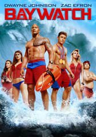 "Baywatch ""HDX"" Digital Movie Code Only UV Ultraviolet Vudu MA"