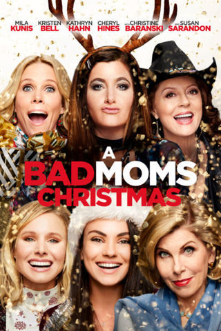 A Bad Moms Christmas VUDU HDX Code - Pre-Order