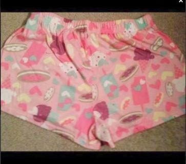 cute pink shorts FREE SHIPPING