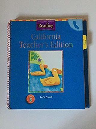 Houghton Mifflin Reading: California Edition Theme 5 Level K (Spiral-bound) FREE SHIPPING