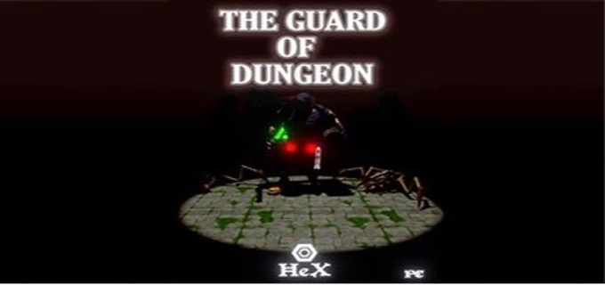 The guard of dungeon (Steam Key)