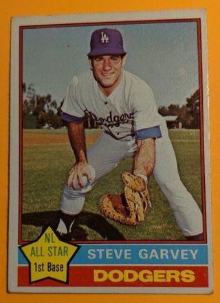 1976 STEVE GARVEY