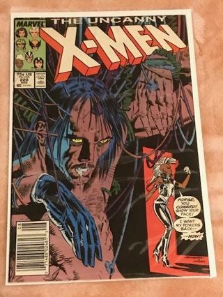 ** 2 X-Men Comics Lot **