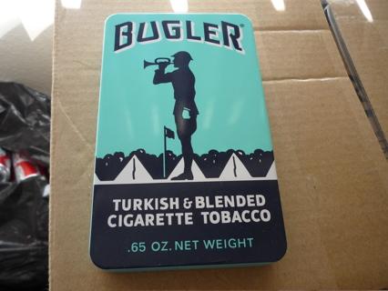 Bugler Tobacco Tin