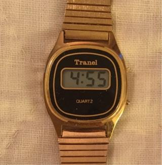 Retro Digital watch WORKS!