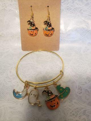 ♡♡ Halloween Braclets &Earrings ♡♡