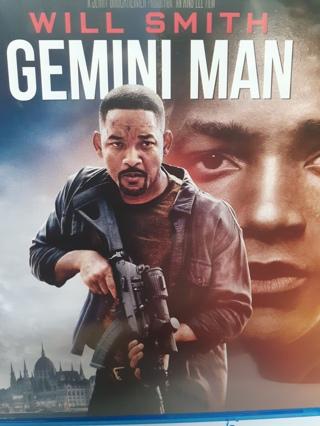GEMINI MAN (( NEW RELEASE ))  WILL SMITH