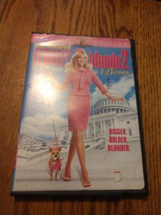 Legally Blonde 2 DVD
