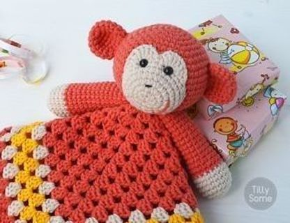 Monkey lovie FREE SHIPPING