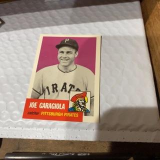 1953 topps archives Joe garagiola baseball card