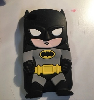 IPod Touch 4th Gen Batman Case (Relist due to non payment)