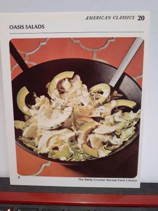 Oasis salads
