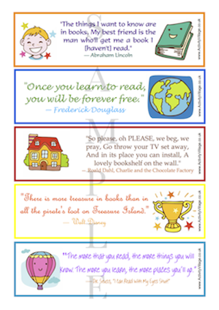 free printable bookmarks quotes about reading scrapbooking