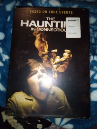 The Haunting In Connecticut Used!