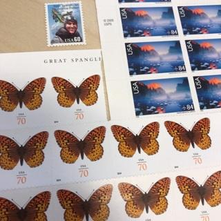 $19 in US Postal Service stamps! USPS postage