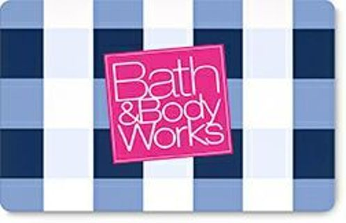 ✦$1.30 Bed & Body Works Gift Card✦