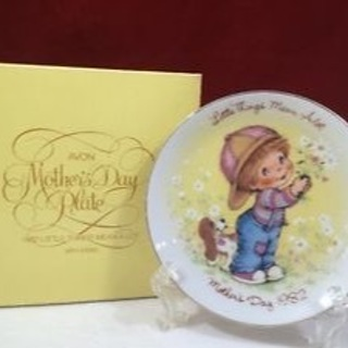 Year 1982 Mothers Day Plate, Great gift!, FREE Shipping!