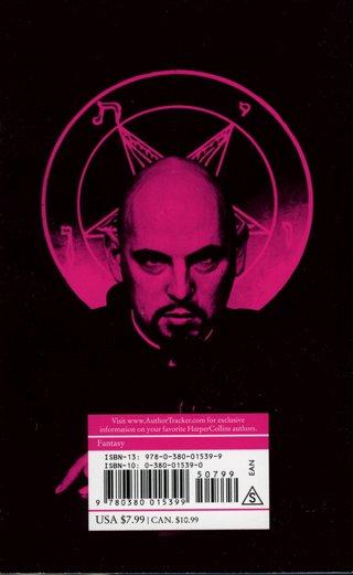 The Satanic Bible (Paperback) by Anton Szandor Lavey (Author) – December 1, 1976 FREE SHIPPING