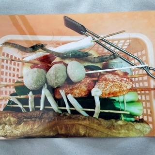 4x6 Photo Print of Lunch