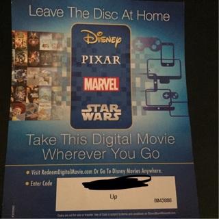 Up - Digital Movie