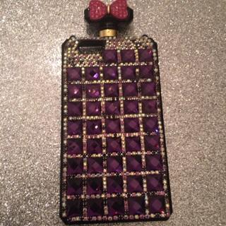 iPhone 6 Pretty Jeweled Perfume Case