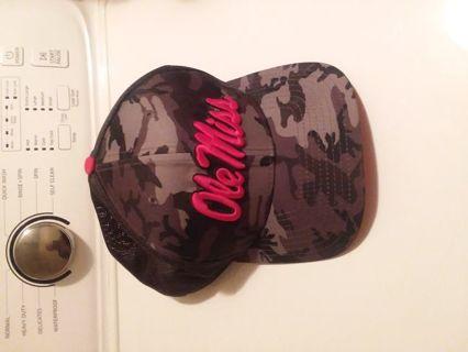 Nike Ole Miss Baseball Cap