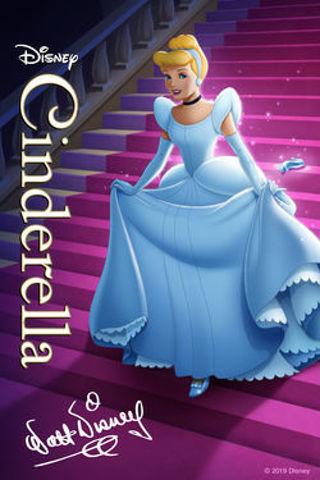 Cinderella code (Google Play HD Digital Copy)