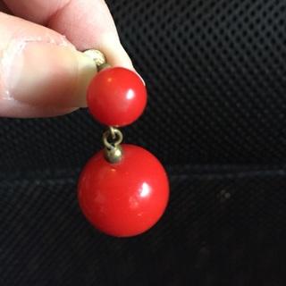 Antique vintage earrings