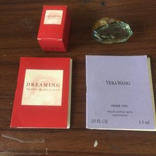 Lot of Perfume Samples