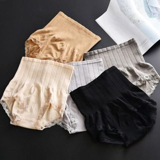 Womens Shapewear Seamless Briefs Butts Lifter High Waist Body Shaper Panties Lingerie Intimates