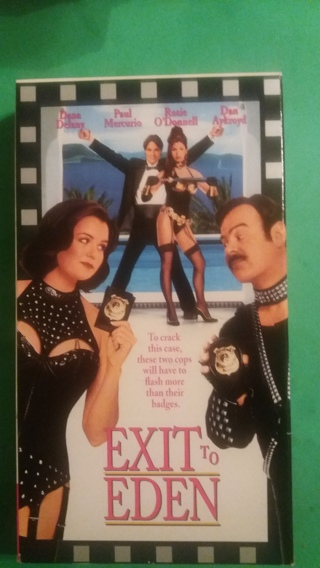 vhs exit to eden free shipping
