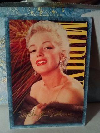 Marilyn Monroe Trading Card
