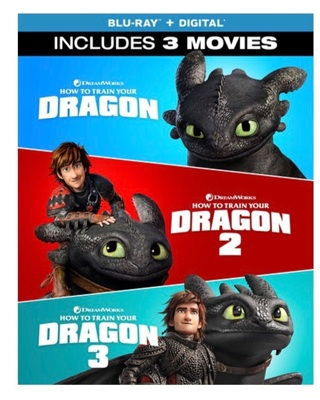 How to Train your Dragon 1, 2, 3 • Instawatch