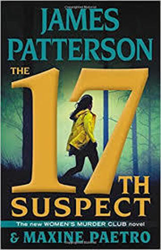 The 17th Suspect (Women's Murder Club)by James Patterson (TPB) #LLP30J1
