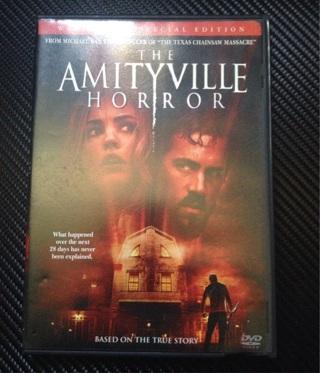 The Amityville horror Dvd