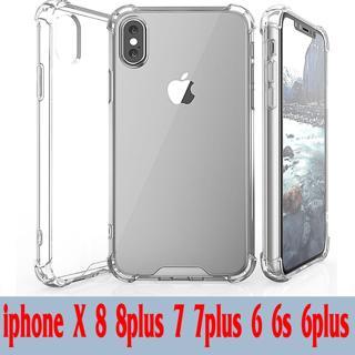 Handy Hülle für Apple iPhone Silikon Bumper Schutz Hülle Case Transparent