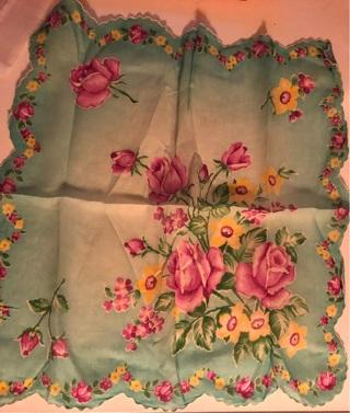 Rose Handkerchief