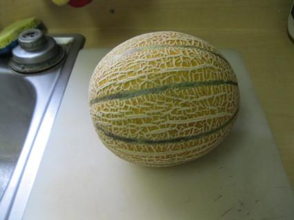 10+ Golden Kiss Melon Seeds