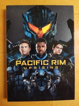 Pacific Rim Uprising-DVD-SEALED