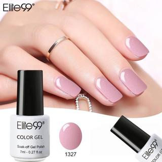 Elite99 Nail Art Design Manicure Venalisa Pure Color 7ML Soak Off Enamel Gel Polish LED UV Gel Nai