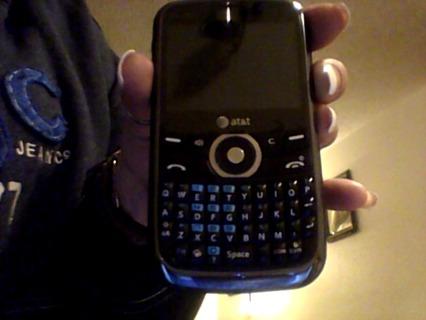 AT&T pantech cell phone