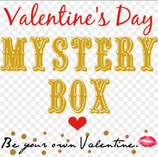 ❤❤VALENTINES DAY HIGH END MYSTERY BEAUTY BOX❤❤