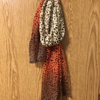 Autumn Fashion Scarf