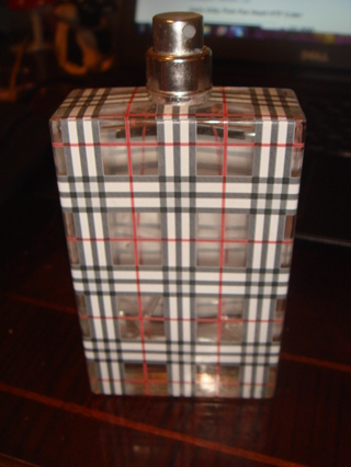 Wow 100 ML Rare Burberry Perfume Bottle - Exquisite - see details