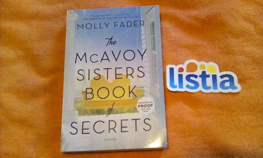 *ARC*McAvoy Sisters Book of Secrets*
