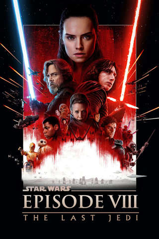 """Star Wars: The Last Jedi"" HDX with dma - Vudu/movieanywhere Digital Movie Code"