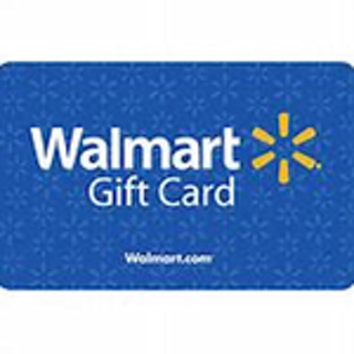 $10.00 Walmart E-Card