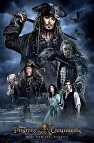 Pirates of the Caribbean : Dead Men Tell No Tales *DIGITAL HD CODE FOR A GOOGLE PLAY REDEEM ONLY*