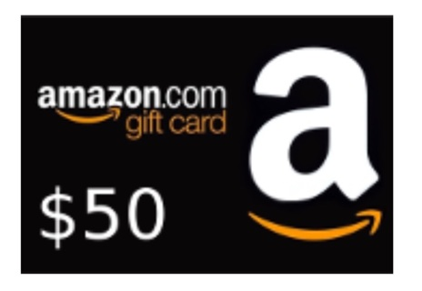 $50 Amazon gift card digital delivery